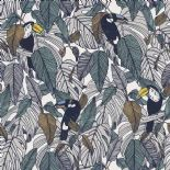 Portfolio Wallpaper Toucan 73950133 7395 01 33 By Casamance